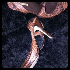 Max Studio glam heels